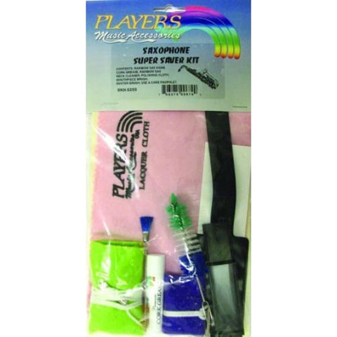 Players Care Kit Saxophone - Band