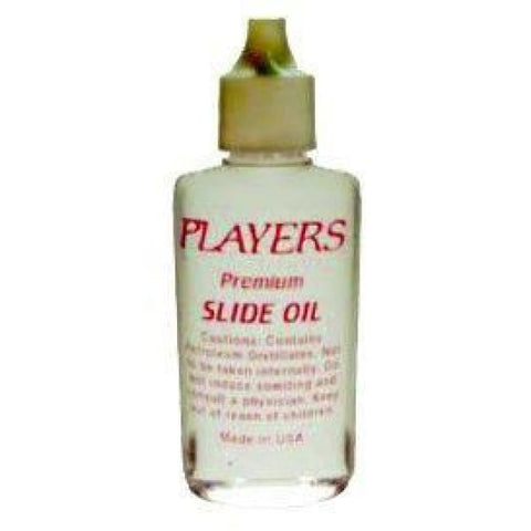 Players Trombone Slide Oil Clear - Band