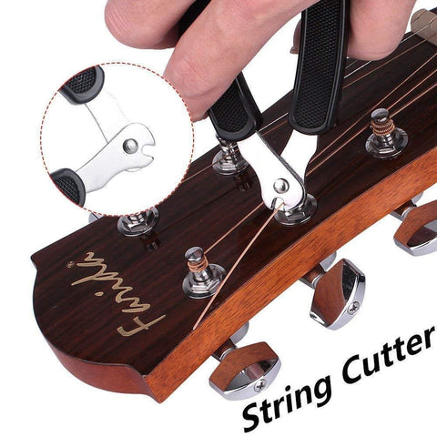 Image of Professional Guitar String Tool