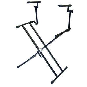 Pyle Pro Two Tier Keyboard Stand - Band
