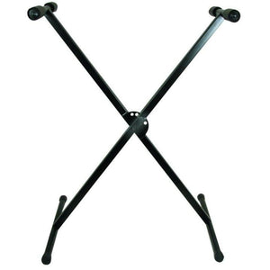 Single X Keyboard Stand - Guitar & Bass