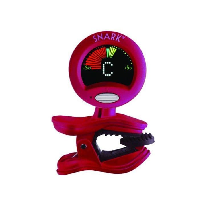 Snark Clip-on Chromatic Instrument Tuner - Guitar & Bass