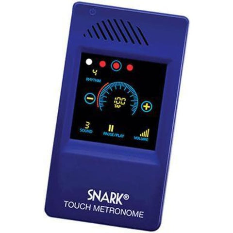 Snark Touch Screen Metronome - Guitar & Bass