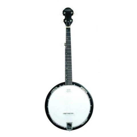 Tr Drifter 3-4 Banjo Nto Res & Neck - World & Folk