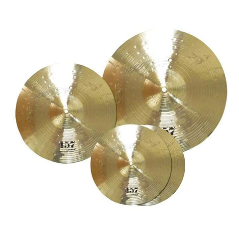 Wuhan Brass Cymbal Pack - Drum & Percussion