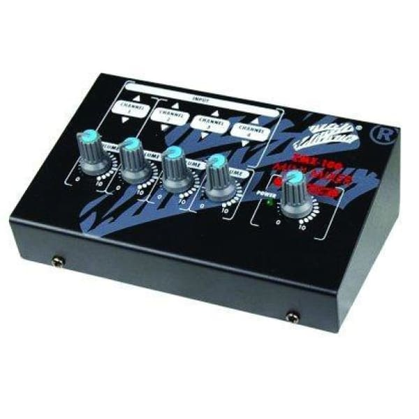 ZEBRA MINI MIXER - DJ & Club Gear