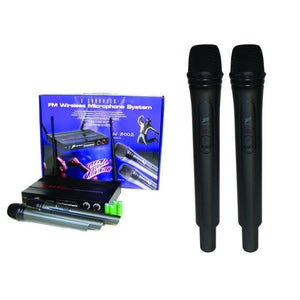 Zebra Wireless Mic System FM - Microphones