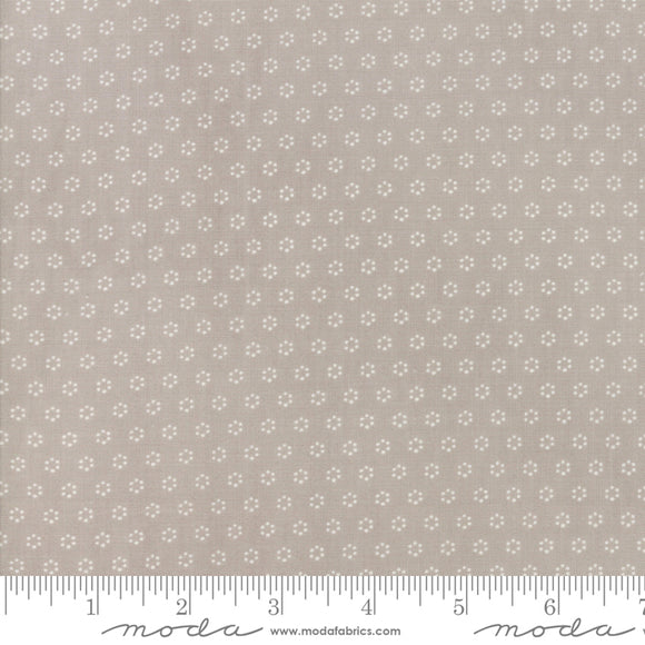 All Hallow's Eve Fog Polka Dot Circles 20354-15 by Fig Tree & Co.