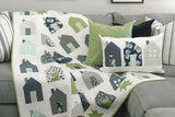 Dwell 2 Pillow Kit by Thimble Blossoms