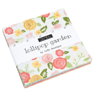 Lollipop Garden Charm Pack by Lella Boutique for Moda Fabrics