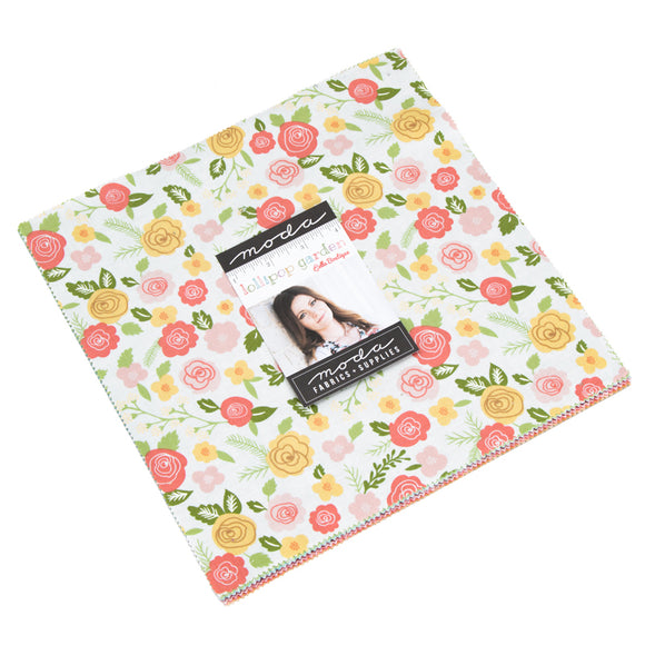 Lollipop Garden Layer Cake by Lella Boutique for Moda Fabrics