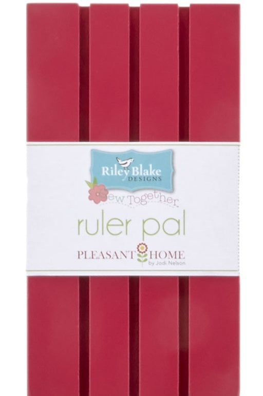 Pleasant Home Ruler Pal Hot Pink