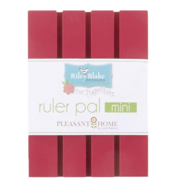 Pleasant Home Ruler Pal Mini Hot Pink