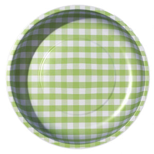 Pleasnt Home Magnetic Pin Bowl Gingham Green