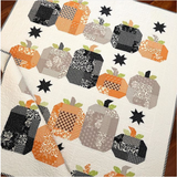 Hocus Pocus Quilt Kit by The Pattern Basket with All Hallows Eve Fabric