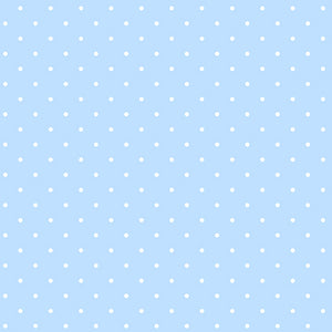 Sweet Shoppe Baby Blue Candy Dot A-9235-B