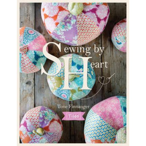 Sewing by Heart by Tone Finnager