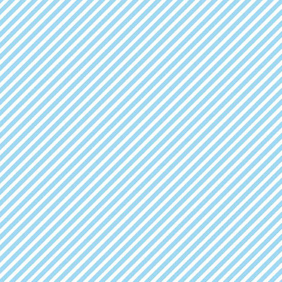 Sweet Shoppe Sky Blue Candy Stripe A-9236-B1