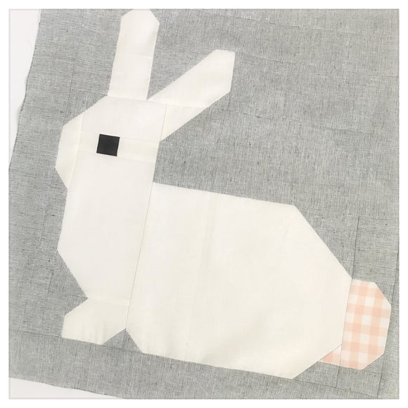 Little Cottontail Pillow Cover Kit