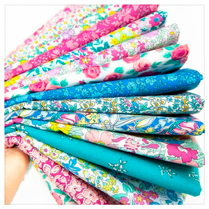 Liberty of London High Summer Flower Show Fat Quarter Bundle