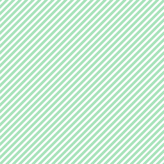 Sweet Shoppe Mint Chip Candy Stripe A-9236-G1