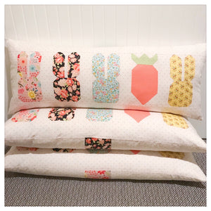 Easter Parade Bench Pillow Kit