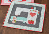 Stitched with Love Mini Kit by Thimble Blossoms