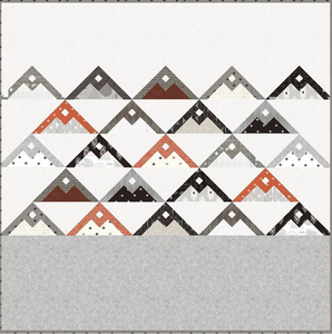 Mountainside Quilt Kit by Lella Boutique