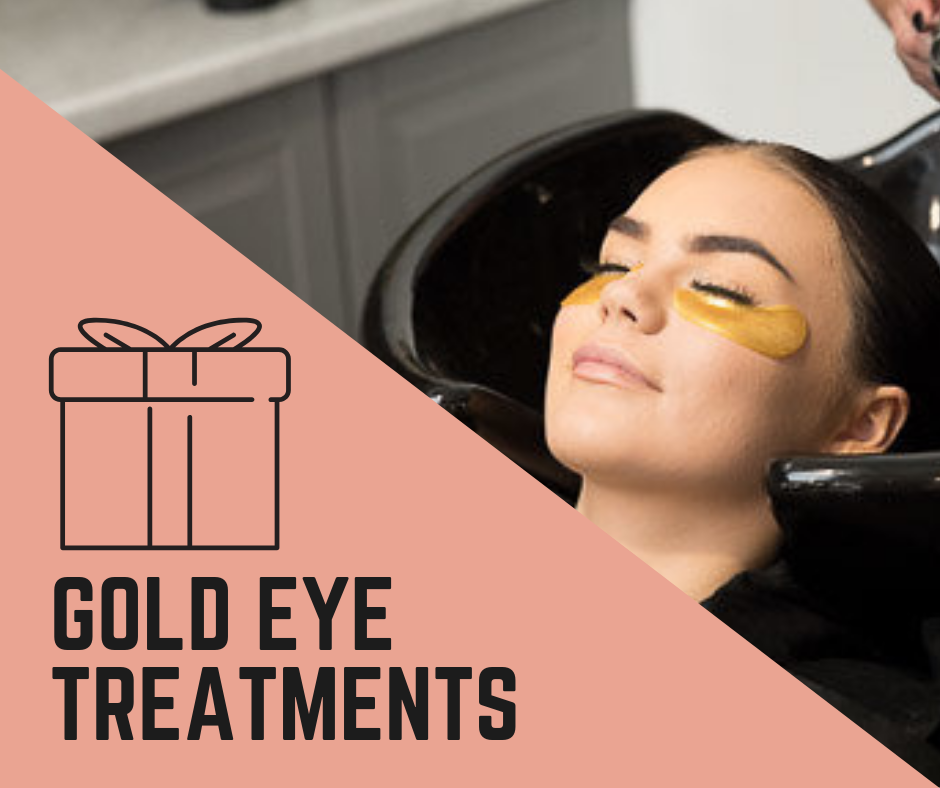 Gold Eye Treatments