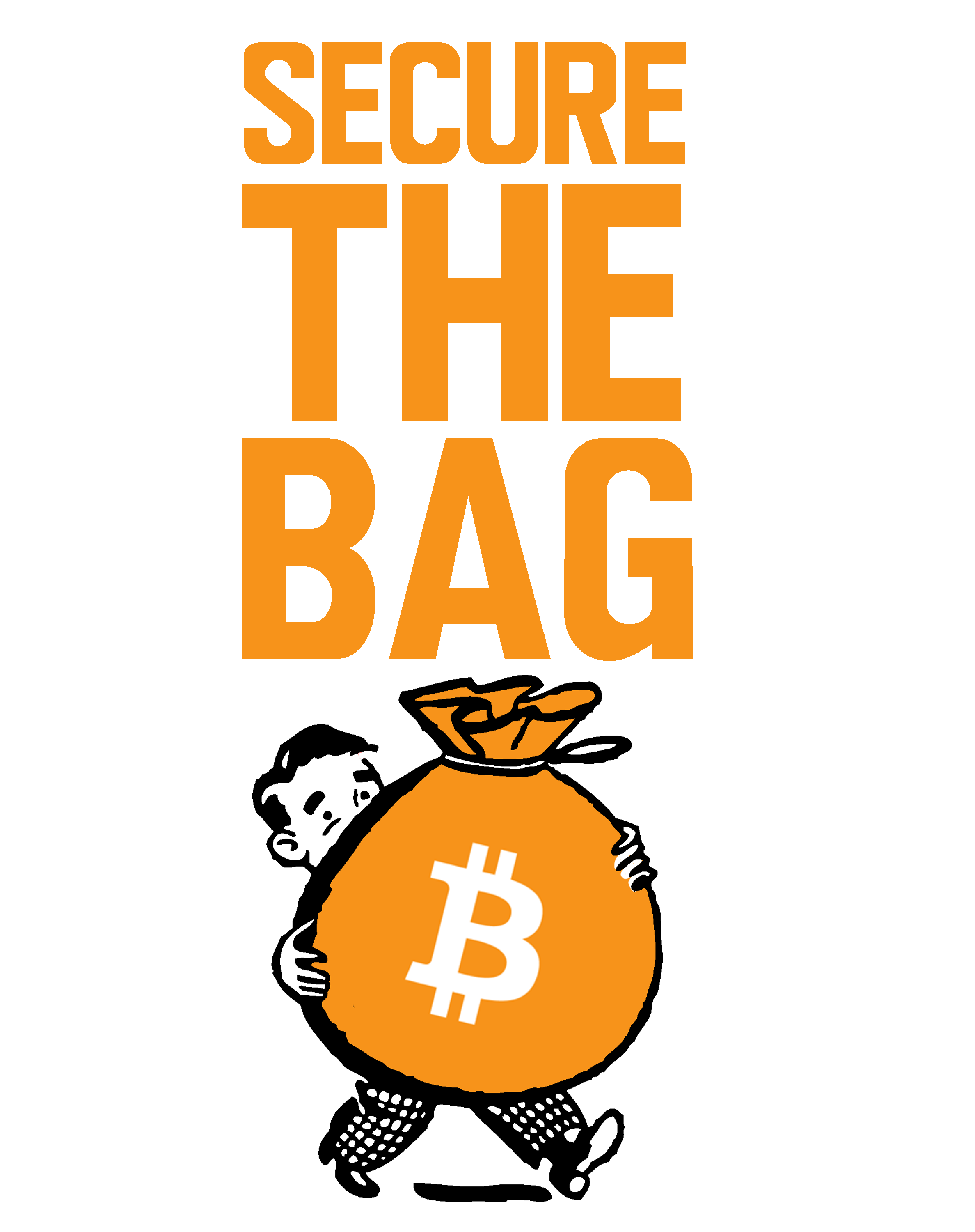 Secure The Bag - Bit Threads