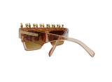 HAWTHORN Embellished Sunglasses