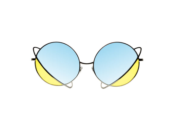ALEK Sunglasses - A Rock on a Lens