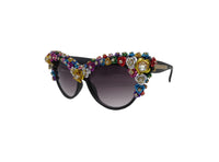 BRAMBLE Embellished Sunglasses