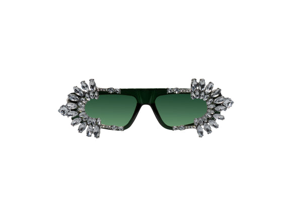 FITZROY Embellished Sunglassess
