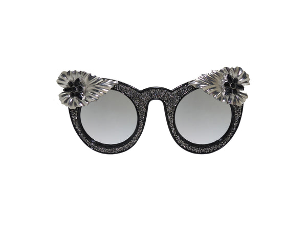 Flu Ciata Embellished Sunglasses