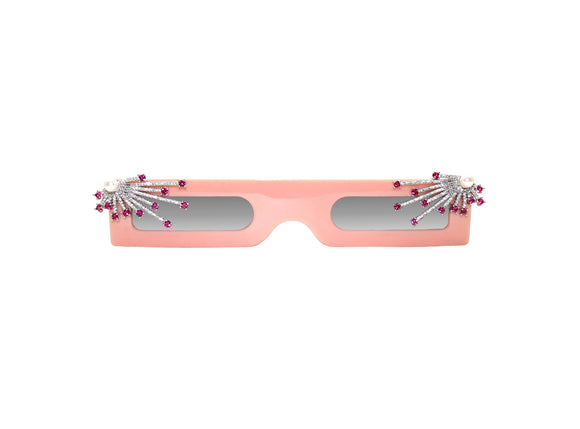 GIGI Embellished Sunglasses - A Rock on a Lens