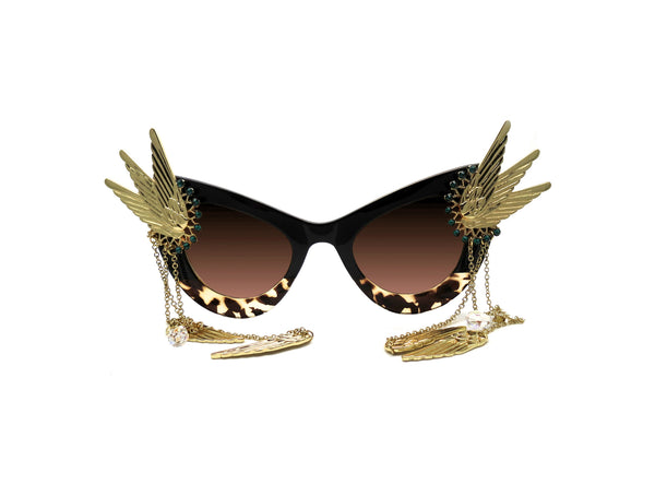 MARIA Embellished Sunglasses - A Rock on a Lens
