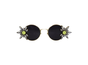 Massie Steria Embellished Sunglasses