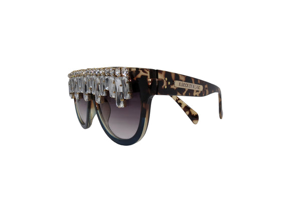 Sanietyzer Embellished Sunglasses