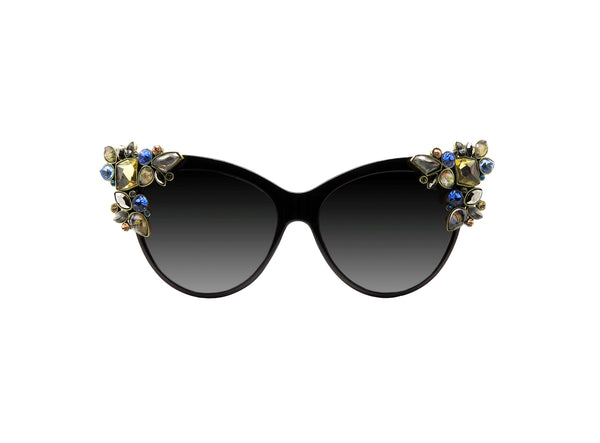 SPHENE Embellished Sunglasses - A Rock on a Lens