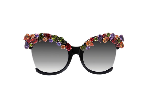 VENUS Embellished Sunglasses - A Rock on a Lens