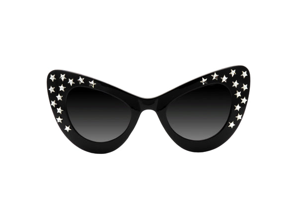 ZOE Embellished Sunglasses - A Rock on a Lens