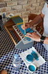 Annabell Duke Stencil Workshop | 14th of September - Caramel Treasures