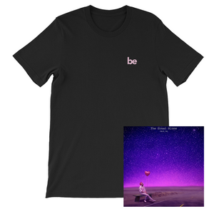 'be' T-Shirt (Black) + Digital Album