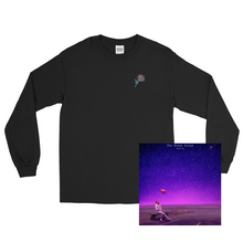 Load image into Gallery viewer, 'Beauty Hurts' Long Sleeve Shirt (Black) + Digital Album