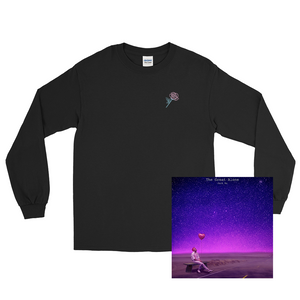 'Beauty Hurts' Long Sleeve Shirt (Black) + Digital Album