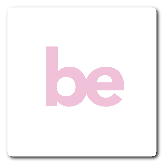 'be' Sticker + Digital Album