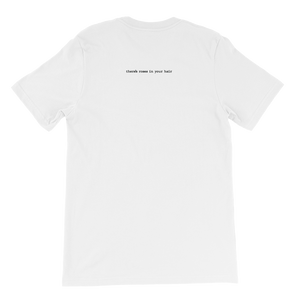 'Beauty Hurts' T-Shirt (White) + Digital Album