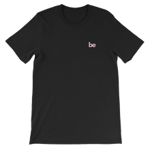 Load image into Gallery viewer, 'be' T-Shirt (Black) + Digital Album
