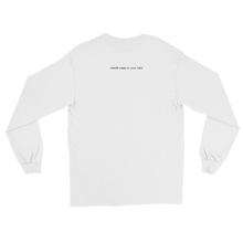 Load image into Gallery viewer, 'Beauty Hurts' Long Sleeve Shirt (White) + Digital Album